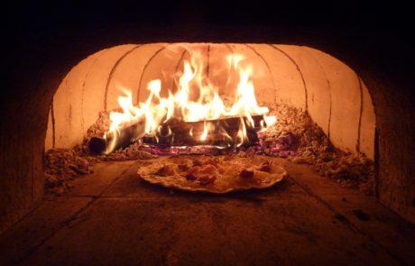 Cuisson Tarte Flambée dans un Four Panyol
