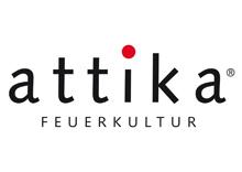 Logo Poêles à Bois Attika