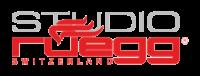 Cheminées Ruegg Studio Logo