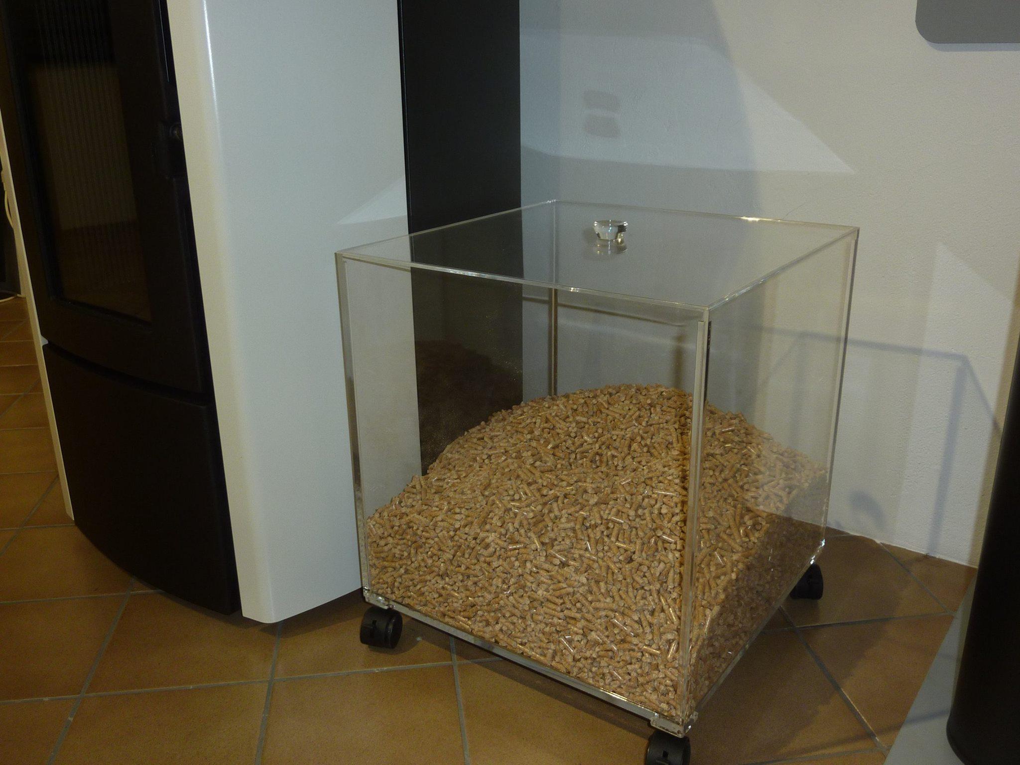 Accessoires Keiflin et Fils : Rangement granulés Le Cube