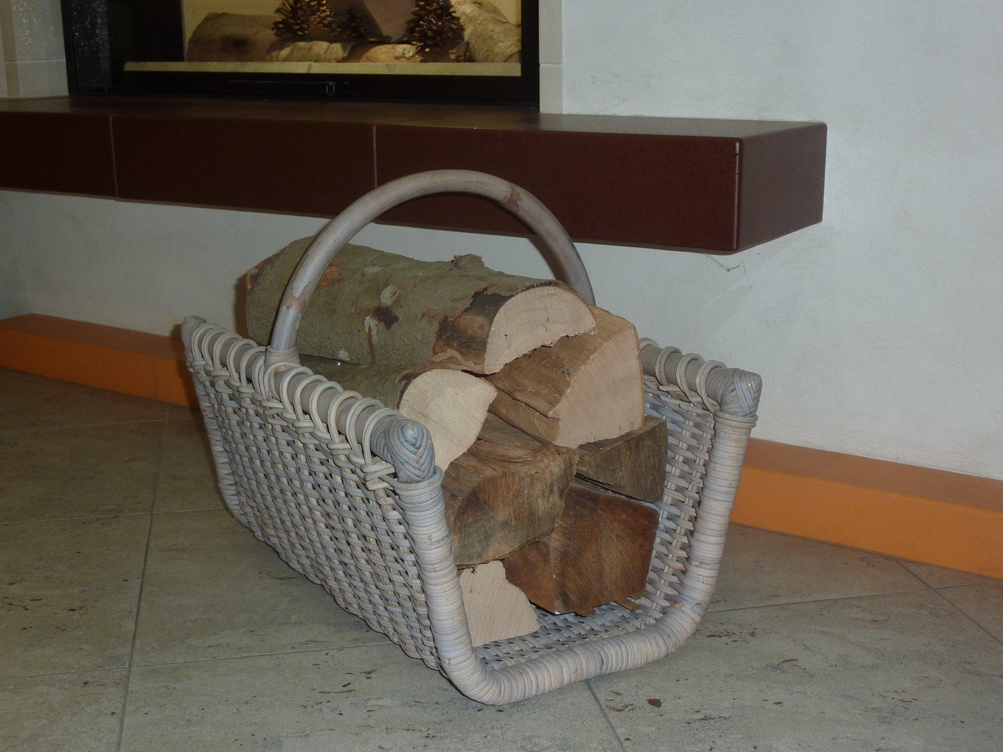 Accessoires Keiflin et Fils : Rangement bois Ciao
