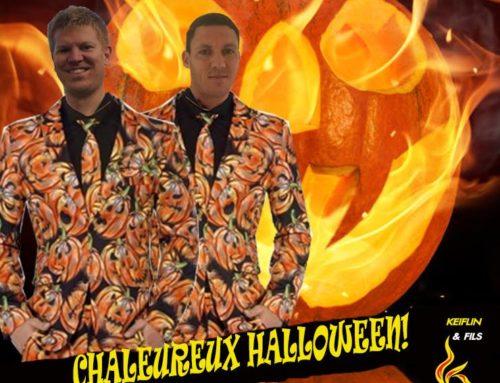 Chaleureux Halloween