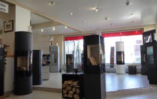 Salle d'Exposition Keiflin Espace Poêles à bois