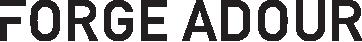 Logo Forge Adour 2018
