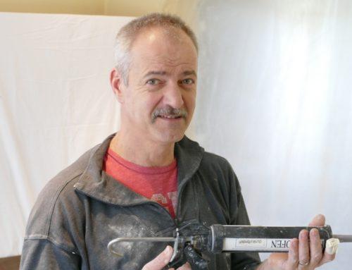 Portrait d'Eric Hertzog
