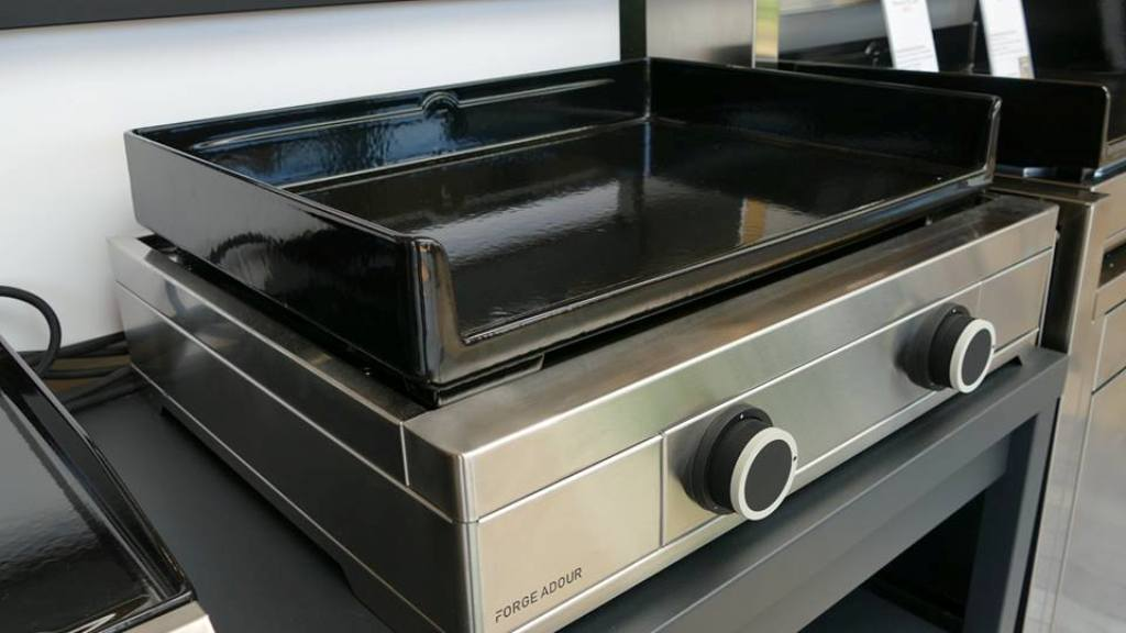 Plancha Forge Adour Modern Gaz 600