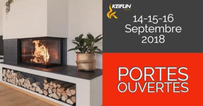 Portes Ouvertes Keiflin 2018 - 49 ANS du 14 au 16 Septembre