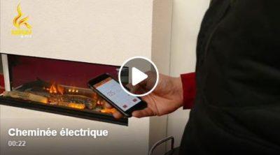 Cheminée Electrique Element 4 Keiflin Hésingue
