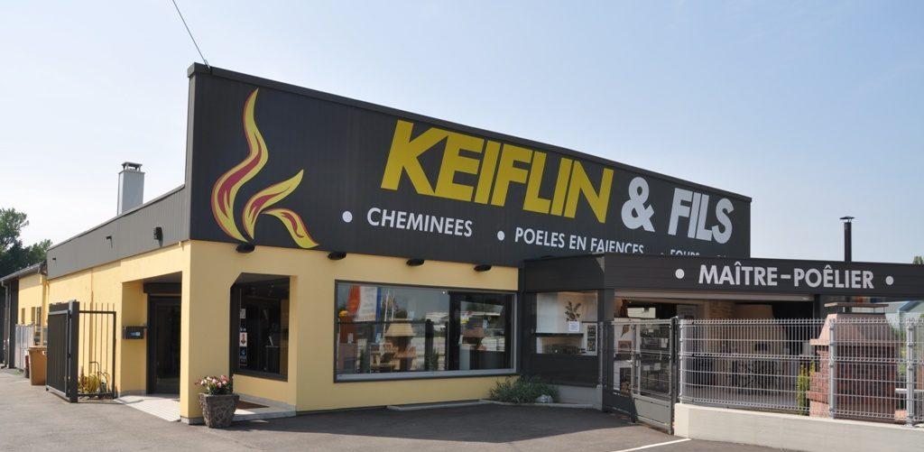 Façade Keiflin et Fils Hésingue