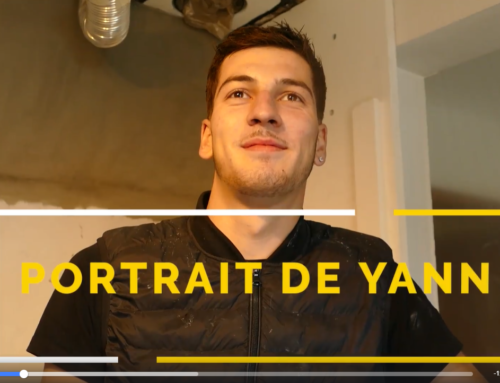 Portrait de Yann