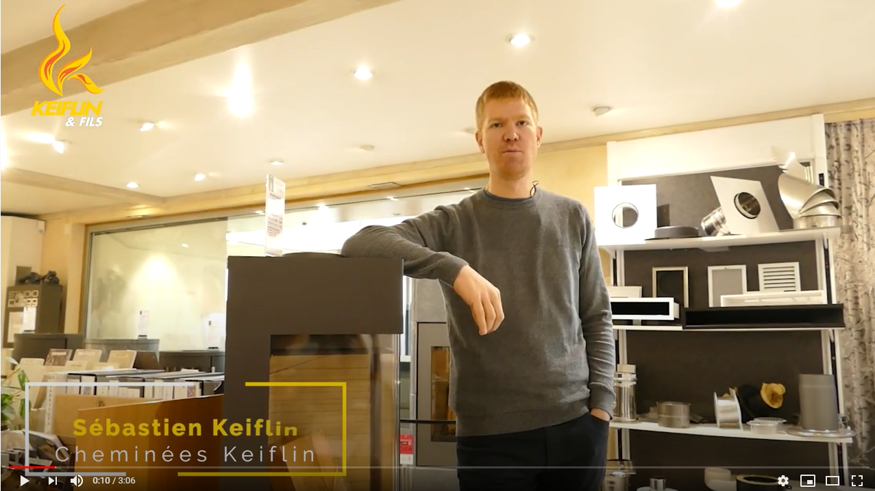 Keiflin et Fils Conduits de Fumée Sébastien Keiflin