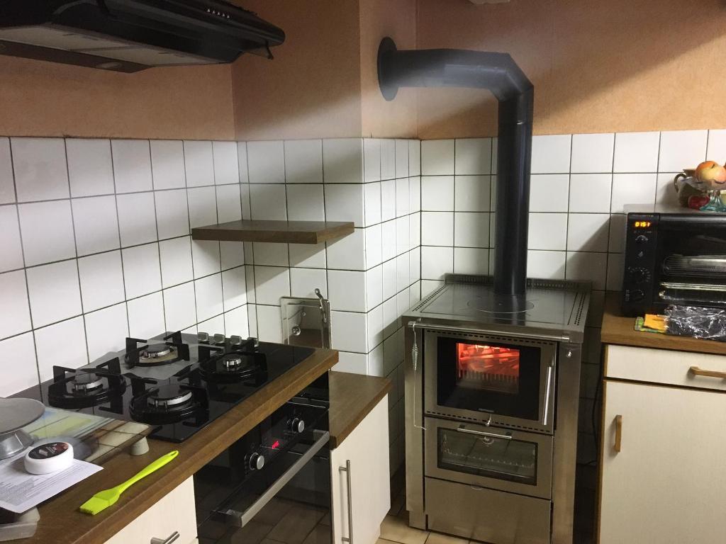 Cuisinière Pertinger 60BU