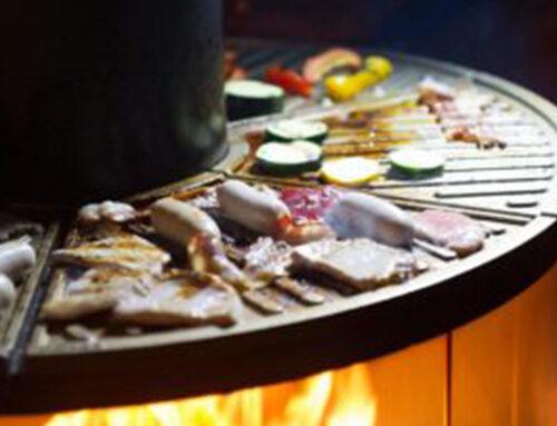 Profitez du plein air avec une belle flambée ou grillade !
