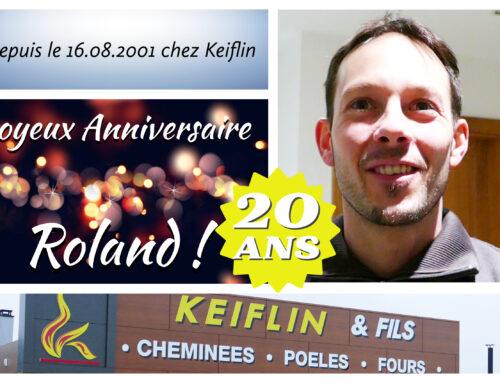 Encore un chiffre rond et un très bel anniversaire à fêter… JOYEUX ANNIVERSAIRE ROLAND !!!